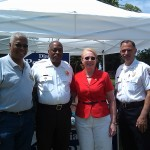 Bowie_Feast_with_Sheriff,_Fire_Chief_and_two_Bowie_Council_Members