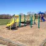 Pointer Ridge ES Playground equipment donation